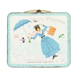 """Mary Poppins"" Lunchbox with Thermos."