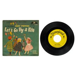 """Let's Go Fly a Kite"" Disneyland Record."