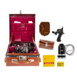 Harper Goff's Bolex H16 Camera Used on Film Sets.