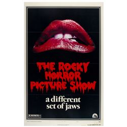 """The Rocky Horror Picture Show"" One Sheet Poster."