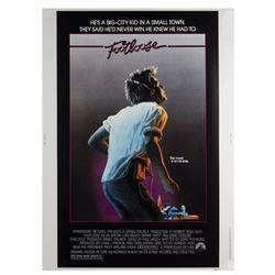 """""""Footloose"""" 40x30 Original Poster."""