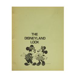 """The Disneyland Look"" Grooming Policy Guide."