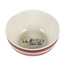 WED Imagineering Cereal Bowl.