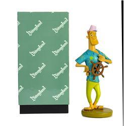 """Adventureland Skipper"" Cast Member Figure."