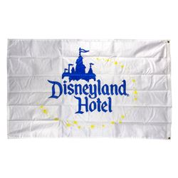 Disneyland Hotel Large Flag.