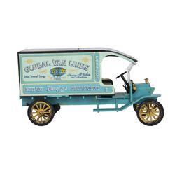 """Global Van Lines"" Moving Van Replica."