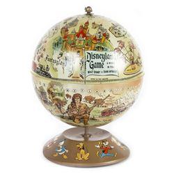 Disneyland Game Globe.