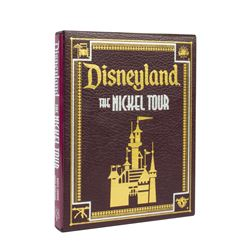 """Disneyland: The Nickel Tour"" Signed Book in Slipcase."