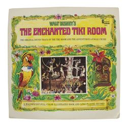 """Enchanted Tiki Room"" Book and Record."