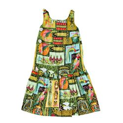 """Enchanted Tiki Room"" Limited Edition Hostess Dress."