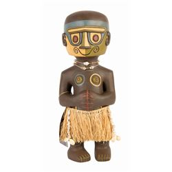 """New Life"" Limited Edition Enchanted Tiki Room Figure."