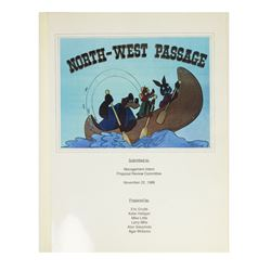 "Rivers of America ""North-West Passage"" Proposal."