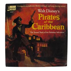 """Pirates of the Caribbean"" Souvenir Record."