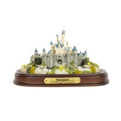 Sleeping Beauty Castle 40th Anniversary Model.