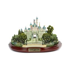 """Sleeping Beauty Castle"" Olszewski Model."