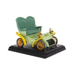 """""""Mr. Toad's Wild Ride"""" Attraction Vehicle Model."""