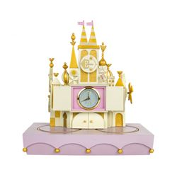 """It's a Small World"" Musical Clock."