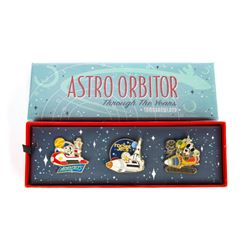 """Astro Orbitor"" Boxed Pin Set."