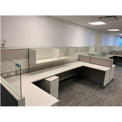 Herman Miller Workstation Cubicles