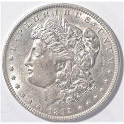 1892 MORGAN DOLLAR AU/BU