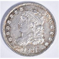 1831 BUST HALF DIME  CH BU