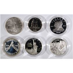 COMMEMORATIVE COIN LOT: