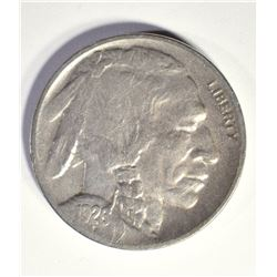 1926-D BUFFALO NICKEL, XF