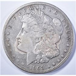 1903-S MORGAN DOLLAR   XF   KEY DATE