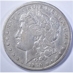 1879-CC MORGAN DOLLAR   VF/XF