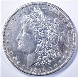 1895-S MORGAN DOLLAR BU KEY DATE