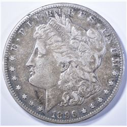 1896-S MORGAN DOLLAR XF KEY DATE