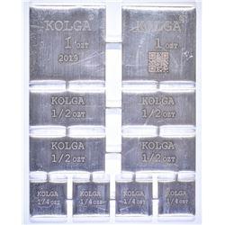 KOLGA 5-OUNCE 99.9 SILVER