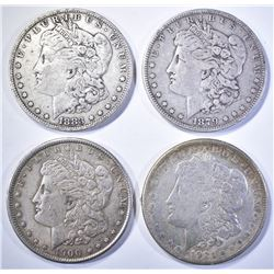 CIRC MORGAN DOLLARS
