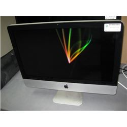 USED WORKING APPLE IMAC 21.5 INCH A1311 C2D, 3.0GHZ, 8GB, DDR3, 500GB HD W/ KEYBOARD MOUSE