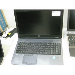USED WORKING HP ZBOOK - Intel i7-4700MQ LAPTOP