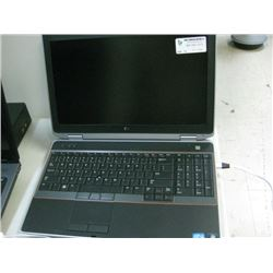 USED WORKING DELL LATITUDE - Intel i7-2640M LAPTOP