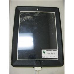 USED WORKING UNLOCKED APPLE IPAD A1396 16GB CRACKED GLASS