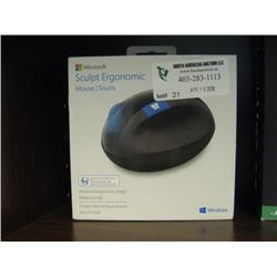 MICROSOFT - SCULPT ERGONOMIC MOUSE