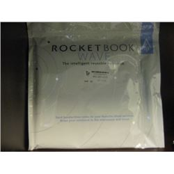 ROCKET BOOK WAVE - THE INTELLIGENT REUSABLE NOTEBOOK