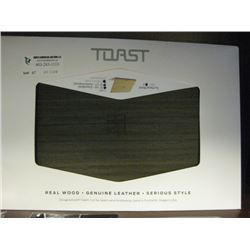 TOAST - REAL WOOD LAPTOP COVER