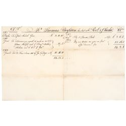 1765 to 1769 Thomas Boylston Buys Swivel Guns from Fitch Poole + Richard Clarke!