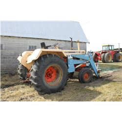 CASE 1030 OPEN STATION TRACTOR
