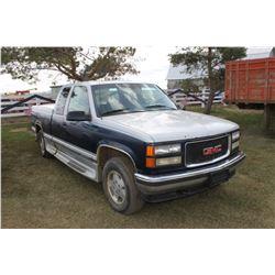 1995 GMC1/2 Ton