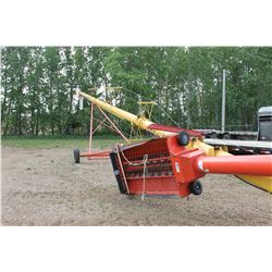 "WESTEEL 10"" X 70' SWING AWAY AUGER"
