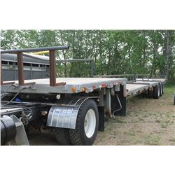 2013 Lode King 53' Tandem Drop Deck Trailer