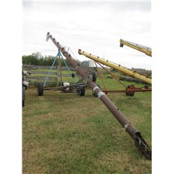 "ALLIED 7"" X 41' GRAIN AUGER"