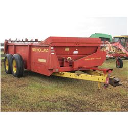 NEW HOLLAND 795 TANDEM AXLE DOUBLE BEATER MANURE SPREADER