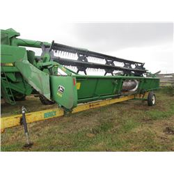 JOHN DEERE 925 STRAIGHT CUT FLEX HEADER