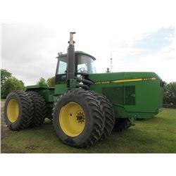 JOHN DEERE 8640 - 4WD TRACTOR