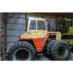 1971 CASE 1470TK - 4WD TRACTOR